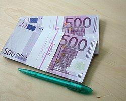 500 Euro Tedavülden Kaldırılabilir!