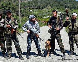 Suriye İçin Silah Kavgası