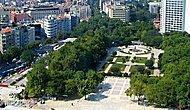 Taksim Gezi Parkı Sermaye ve Kışlaya Karşı
