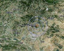 Simav'da 4,0 Büyüklüğünde Deprem