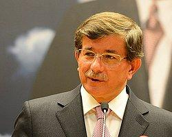 Davutoğlu: 'Türkiye'den Muhaliflere Tam Destek'