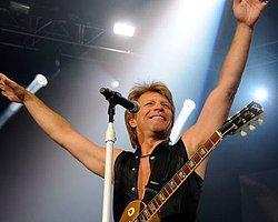 Bon Jovi'den İspanya'da Ücretsiz Konser