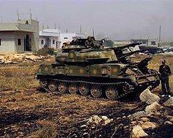 Suriye'deki İç Savaş Seçim Erteletti