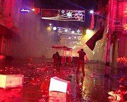 Gezi Parkı'na Polis Müdahalesi