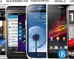 Galaxy S4 İçin Alternatif Modeller