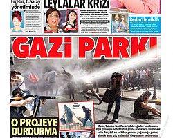 Gazetelerde Bugün | 01 Haziran 2013