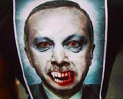 Taksim'de Bekleyiş Sürüyor