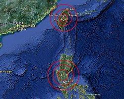 Tayvan'da 6,5 Büyüklüğünde Deprem