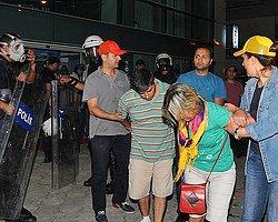 Antalya'da 80'den Fazla Eylemci Gözaltına Alındı