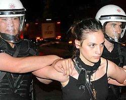 Taksim'de Gözaltı Sayısı Artıyor