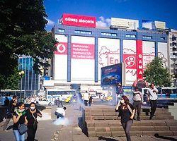 Ankara'da Gezi Parkı'na Destek İçin Gruplar Toplanmaya Başladı