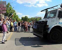 Ankara'da Bir Gencin Durumu Ağır, Doktorlar Gözaltında