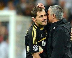 Casillas: Mourinho'ya Kırgın Değilim