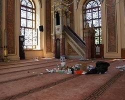 'Cami'de İçki' İddiasına Yalanlama
