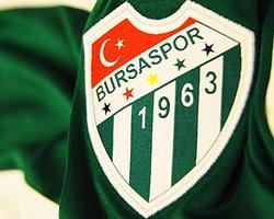 Bursaspor'a Kötü Haber