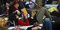 Gezi Parkı En Kalabalık Gününü Yaşıyor