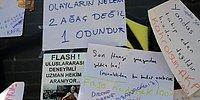 Bağdat Caddesi Gezi Parkı Panosundan Fotoğraflar