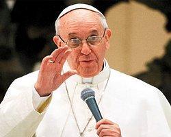 Türkiye'den Papa'ya Sert Tepki!
