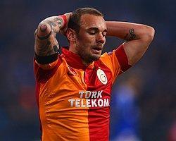 Sneijder'e Yenge Vetosu!