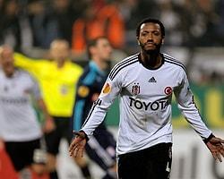 Beşiktaş'ta Fernandes Sevinci