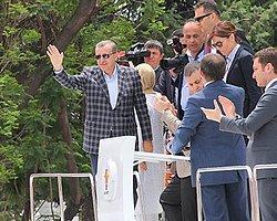 Ankara'da Erdoğan'ı Karşılama Hazırlığı