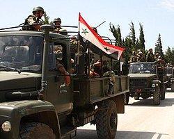 Suriye Ordusu Halep'e Harekât Hazırlığında