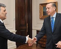 Erdoğan ve Gül İlk Kez Yüz Yüze Görüşecekler!