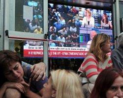 Yunanistan'da Yılın Üçüncü Genel Grevi
