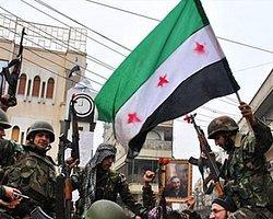 73 Subay Suriye Ordusunu Terketti