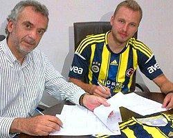 Michal Kadlec İstanbul'a Geldi!