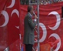 Başbakan Tayyip Erdoğan'dan MHP'ye Teşekkür