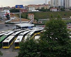 Halkın otobüsleri diktatörün emrinde: Bindirilmiş kıtalar Kazlıçeşme'ye