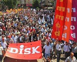 Beş Sendika Ve Birlikten 'Gezi' Kararı