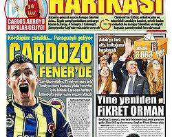 Sporun Manşetleri | 17 Haziran 2013