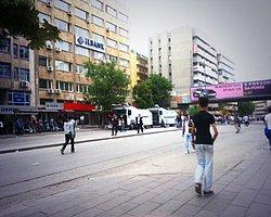 Ankara'daki Gösterilerde 35 Gözaltı