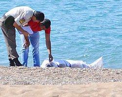 Alman Turistin Cesedi Sahilde Bulundu