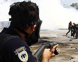 Polis 20 Günde Ne Kadar Biber Gazı Kullandı?