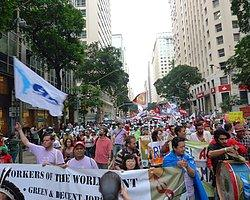 175 Milyon İşçiden Gezi Parkı Eylemi