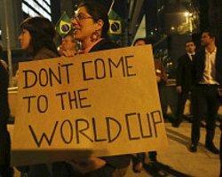 Brezilya'da Şiddet Futbolu Etkileyecek Mi?