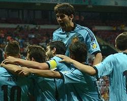 İspanya'dan Müthiş Başlangıç