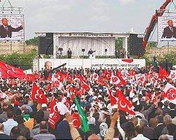 Bahçeli Erzurum'da Coşkuyla Karşılandı