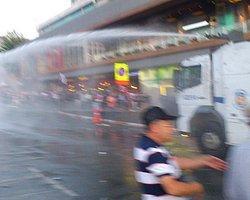 Taksim Dayanışması: Gaz bombası Kullanılması Yasaklansı