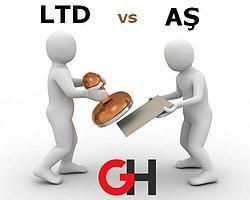 Kuracağınız Şirket Ltd Mi Ve Aş Mi ? İşte Arasındaki Farklar!