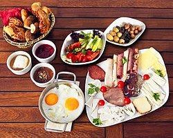 İstanbul'un En Özel Kahvaltı Menüleri