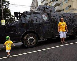 Brezilya'da Darbe Görüntüleri