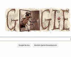 Google Franz Kafka'nın Doğum Gününü Unutmadı