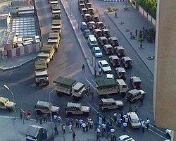 Mısır'da Devlet Televizyonu Ordu Korumasında