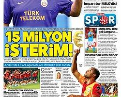 Sporun Manşetleri | 5 Temmuz 2013