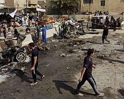 Irak Yine Kan Gölü: 9 Ölü