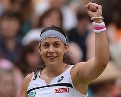 Wimbledon'da Şampiyon Bartoli